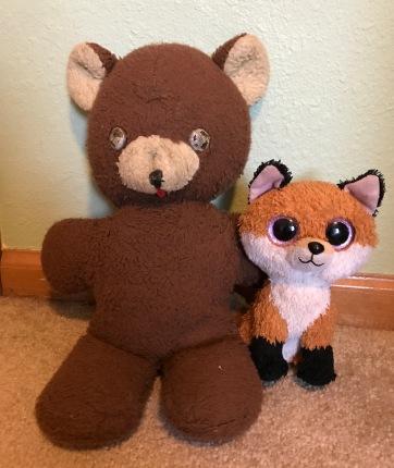 Rerun and Foxy